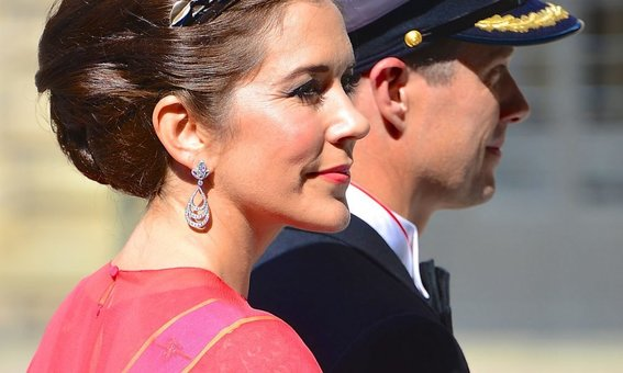 La princesa Mary de Dinamarca, nombrada presidenta del World Nature Fund