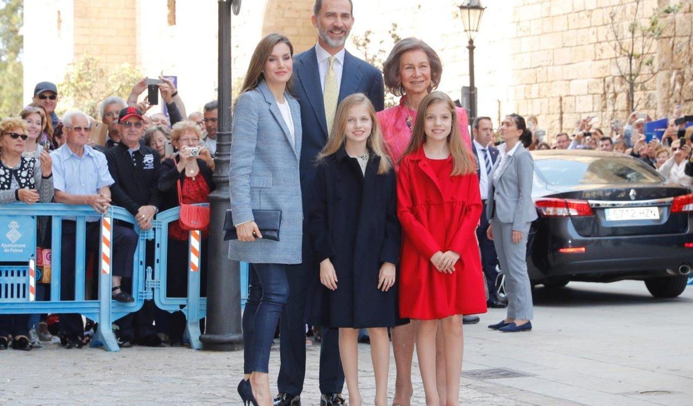 Mallorca o el infierno personal de la reina Letizia