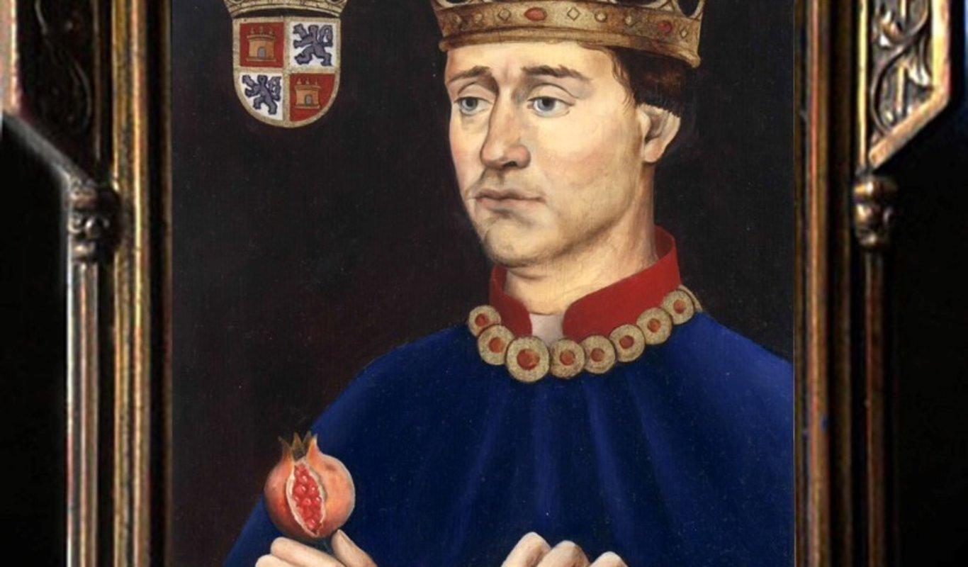 El rey de Castilla, conde de Barcelona a petición de la Generalitat ...