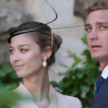 Pierre Casiraghi y Beatrice Borromeo.