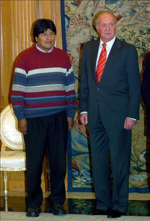 ¿Cuánto mide Evo Morales? - Altura - Real height ECDIMA20170314_0006_1