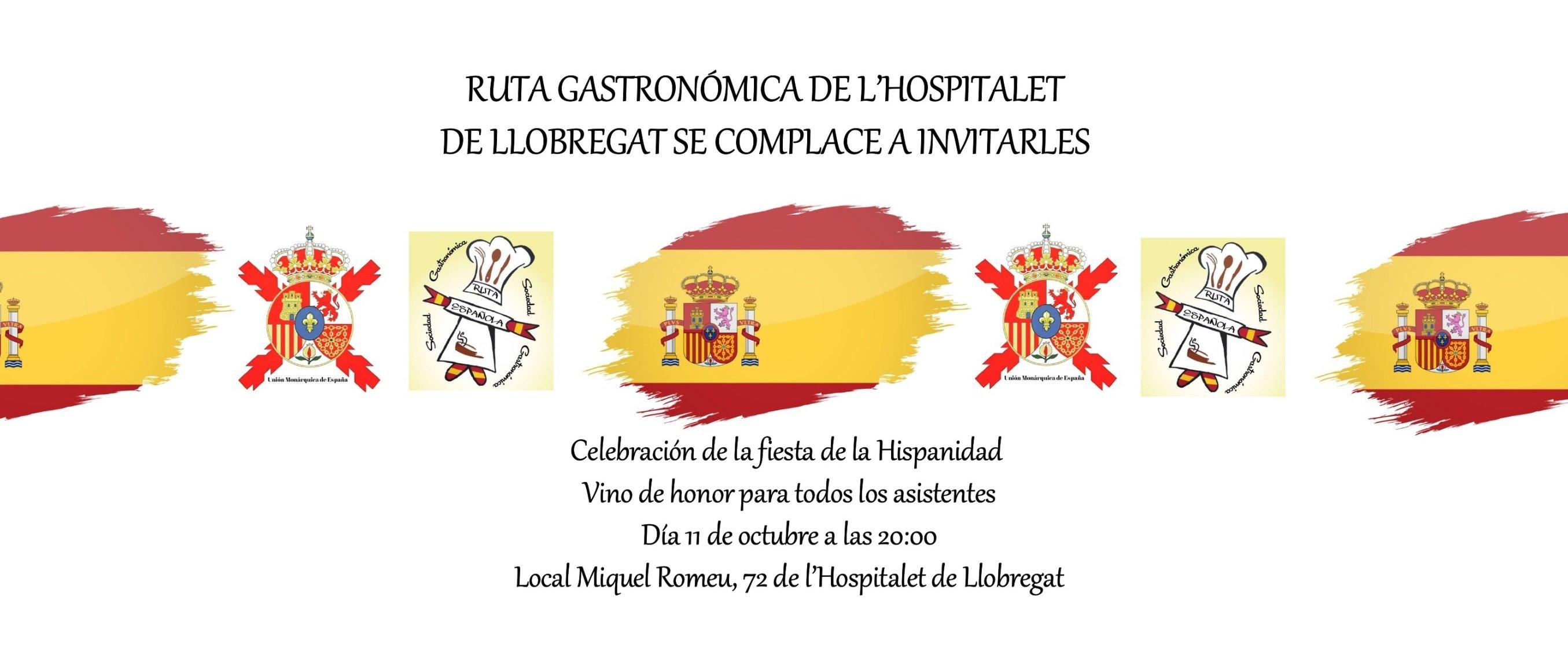 Unión Monárquica de España celebra la Hispanidad un día antes
