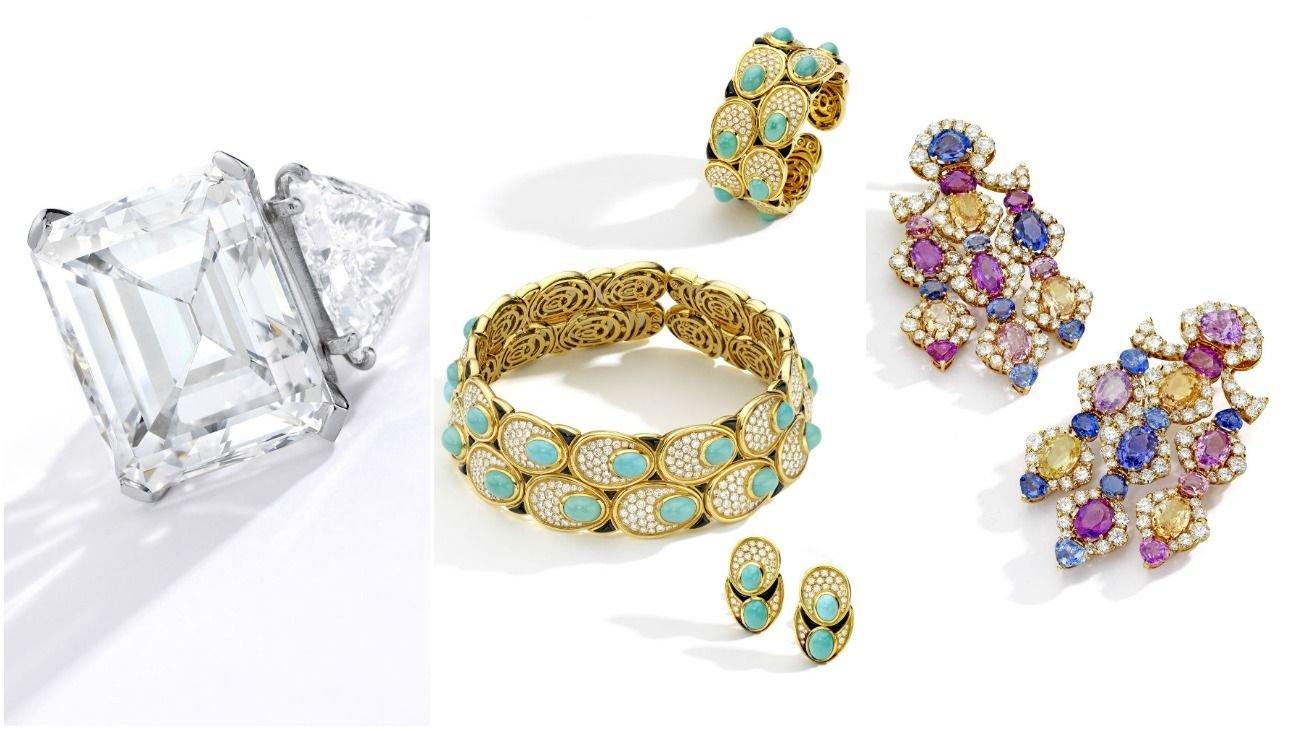 Estas son las joyas que subastará la Duquesa de Mandas y Villanueva - El Confidencial Digital