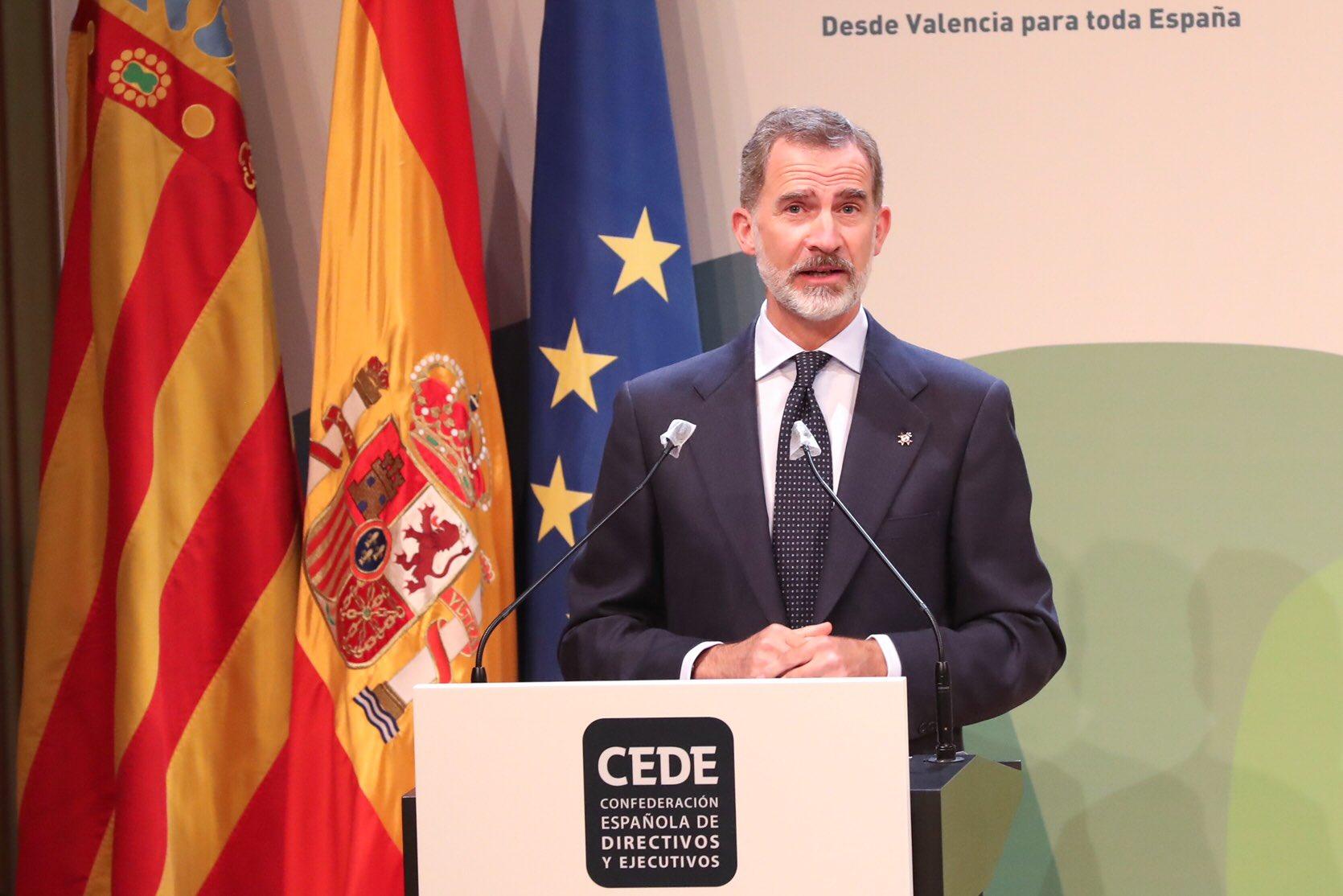 El Gobierno de Sánchez sube un 6,9% el presupuesto de la Casa Real